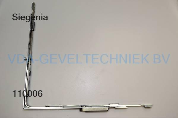 Siegenia PSK200-Z onderhoek Rechts