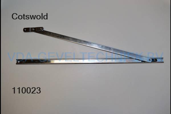 Cotswold remschaar rvs 2000.0 l=