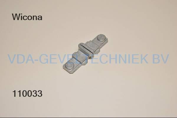 Wicona alu koppelstuk meenemer 209418/62812