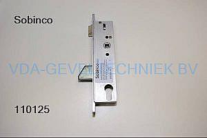 Sobinco Dag- en nachtslot 8002DS-30 DRN30 PC 97.3 VP 23.5 Schieter-B Hoofdslot t.b.v. Triple-Slot DIN LINKS