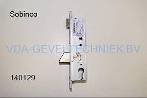 Sobinco dag- en nachtslot 8002DS-30 DRN30 PC 97.3 VP 23.5 Schieter-B Hoofdslot t.b.v. Triple-Slot DIN RECHTS