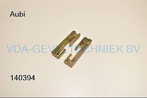 Aubi kiepsluitplaat (Kippschliessblech) kt 850Re
