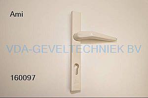 Ami deurkruk langschild BU 9001