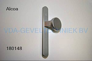 Alcoa/Kawneer deurduwer/knoplangschild blindschild BU