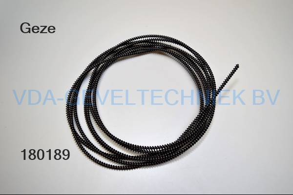 Geze toebehoren flexibel (veer touw)