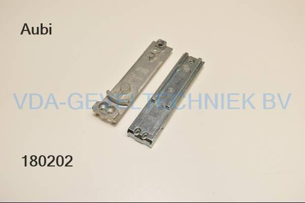 Aubi KL070 kiepsluitplaat (Kippschliessblech)