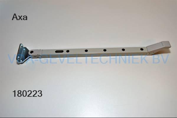 Axa raamuitzetter grijs 300mm 2435-30-45