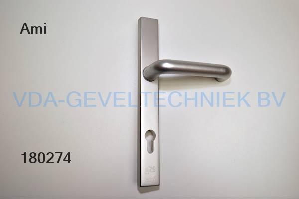 Ami deurkruk langschild BU pc92