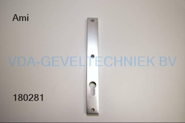 Ami deur langschild 245/30 BI