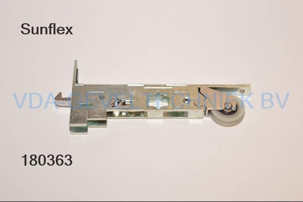 Sunflex loopwagen met verregelingshaak SF20