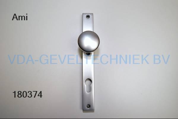 Ami deurkruk/knop BIN langschild pc
