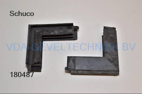 Schuco middendichting / rubber