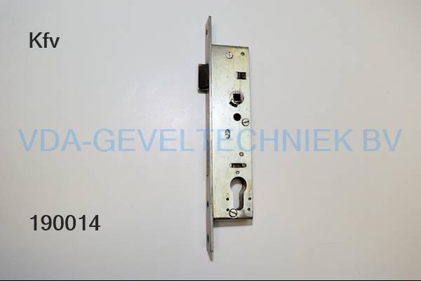 KFV Dag- en nachtslot DRN25 PC92 V24x245mm