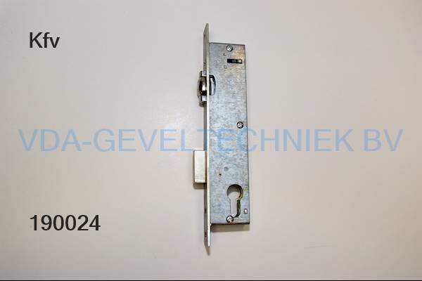 KFV Dag- en nachtslot DRN30 PC92 V24x240mm