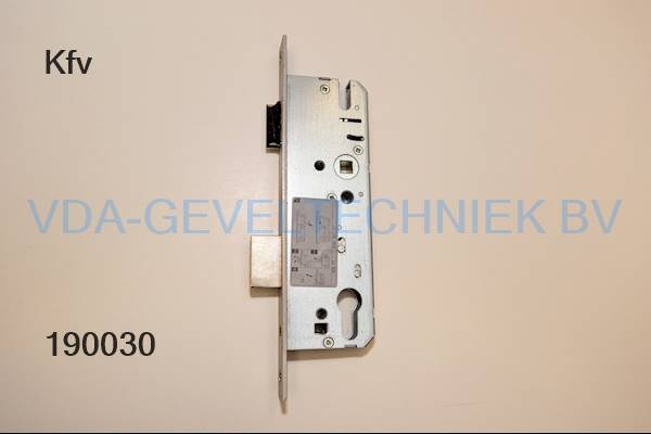 KFV Dag- en nachtslot 49PZW DRN45 PC92 V24x245mm