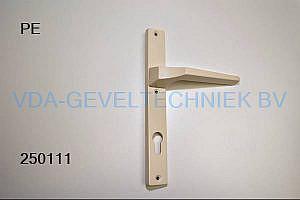 Ami deurkruk langschild BI 245x32