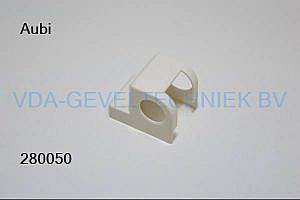 Aubi afdekkap onderscharnier kozijndeel EK330 RAL9001