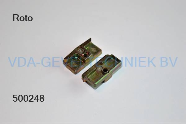 ROTO SLUITPLAAT TROCAL 400/KBE K607A31-8