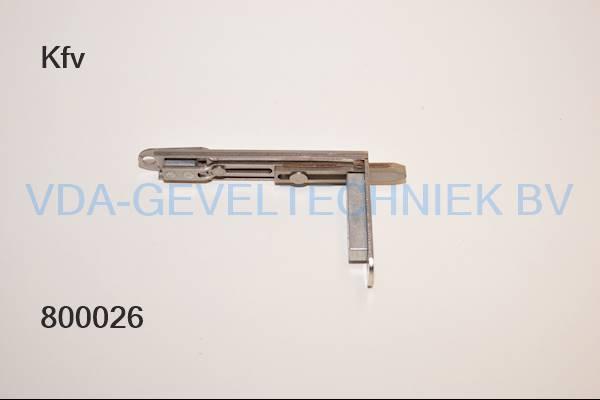 KFV EP25-2F-0624-EUT  stolphoekstuk