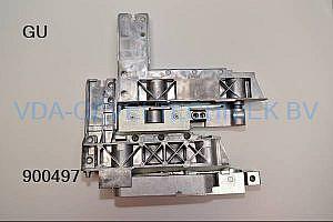Gu PSK 966/200 set loopwagens links
