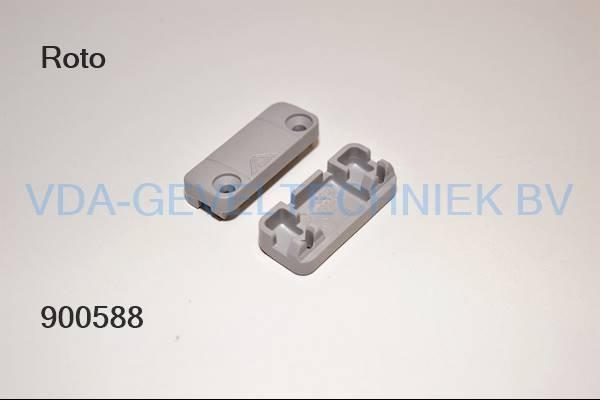 Roto middensluiting kader 607282 (Mittelverschluss)