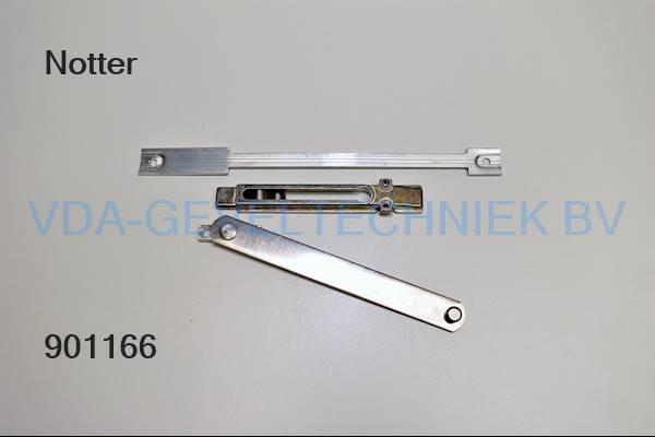 Notter alu Schaar 150mm
