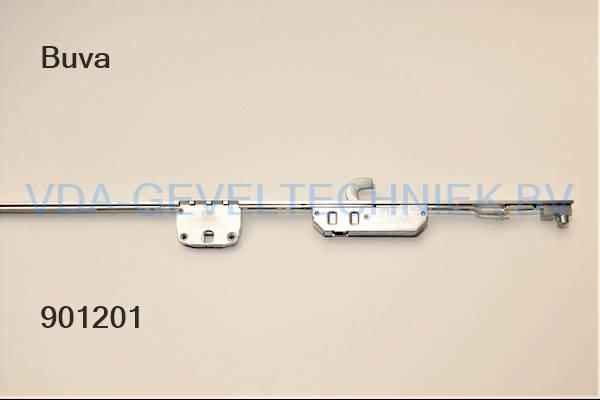 Buva raam espagnolet 100-20/33/K330-1305mm