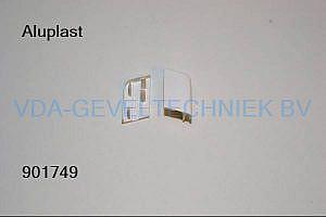 Aluplast 64x107 eindkapje 32mm
