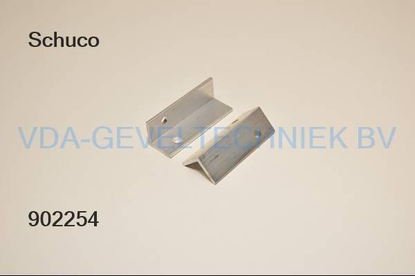 Schuco alu T-Verbinder FW-50