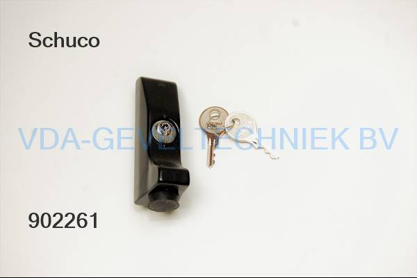 Schuco alu openingsbegrenzer 213673