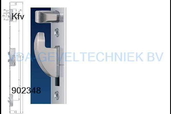 KFV Genius AS2600SLCB XP6-22N35-92-8-LR41B001