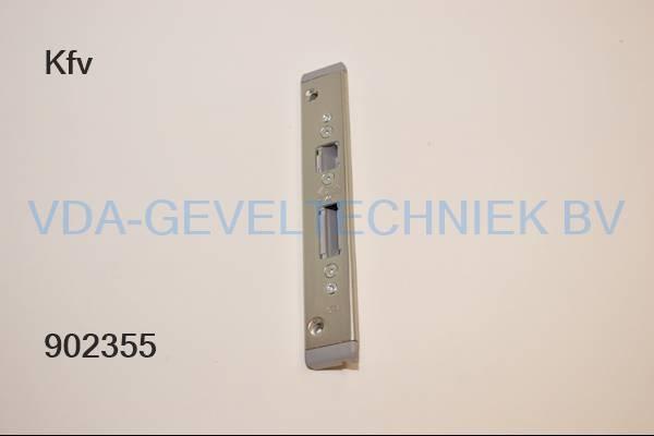 Kfv sluitplaat pen-haak 3625-328QL