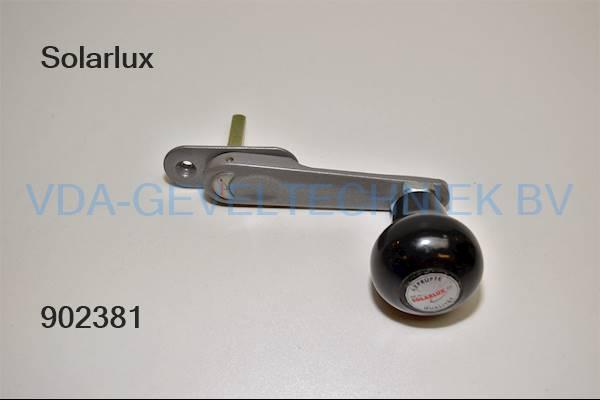 Solarlux bedieningsknop/hendel