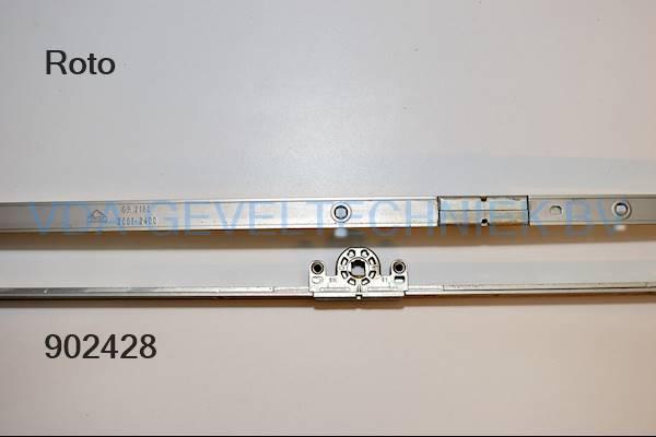 Roto espagnolet (Getriebe) variabel met