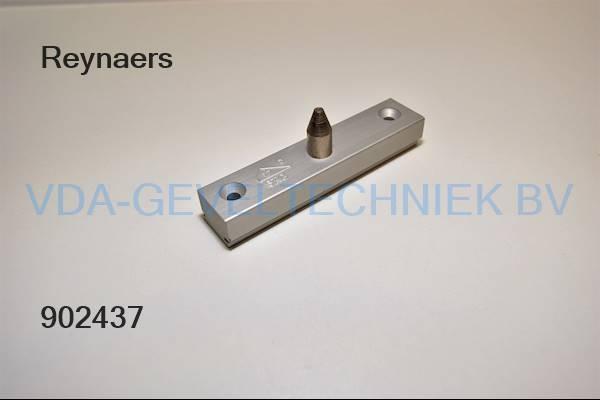 Reynaers alu veiligheidspen/ dievenklauw 0607648