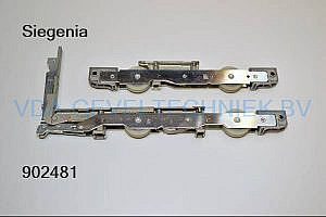 Siegenia HS300 PMKB7380-100010 compleet