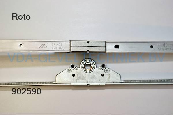 Roto espagnolet (Getriebe) FFH 450-620