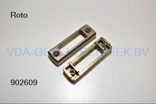 Roto C100 (stolp)sluitplaat