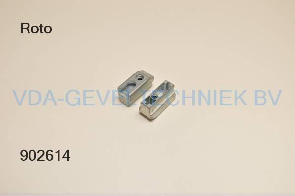 Roto paddestoelsluitplaat (Pilzzapf blech) (848)230141(0070)