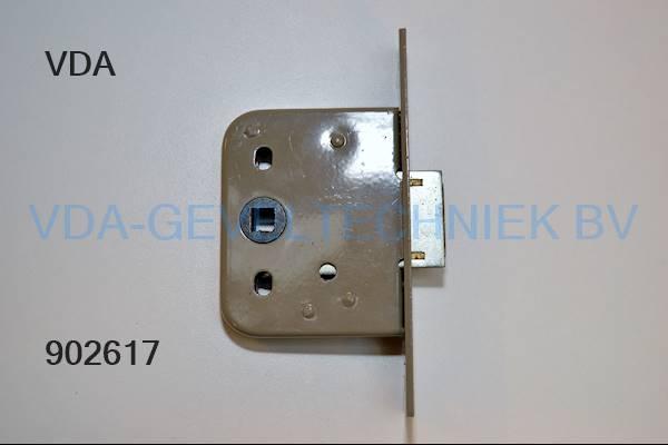 Loopslot drn50 voorplaat 132x22 mm