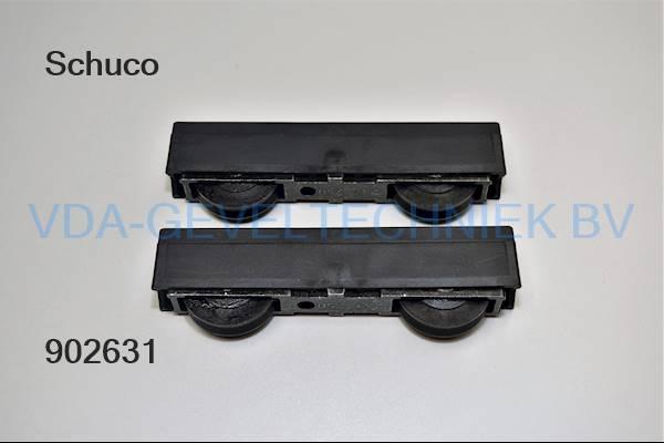 Schuco 300KG 233250/276736 SET loopwagen