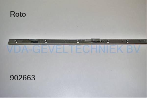 Roto aanzetstuk 560mm FFH1115-1520 2xhaak