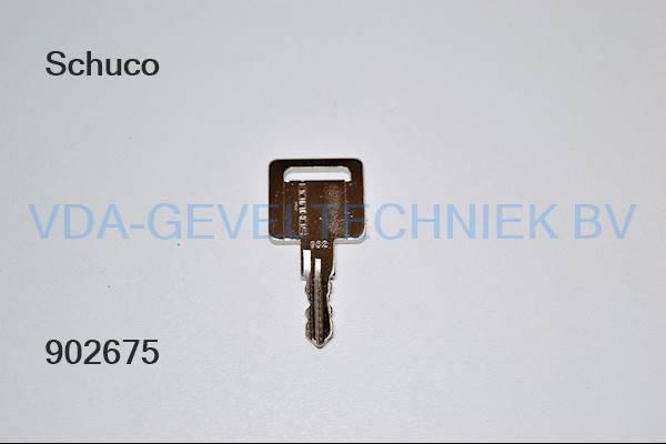 Schuco sleutel 247912 t.b.v.