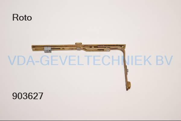 Roto R645A03 hoekoverbrenging met veiligheids