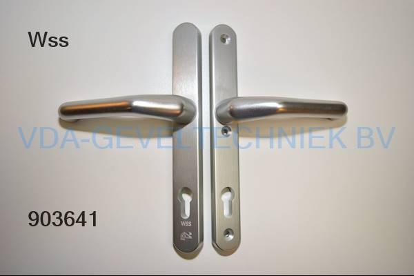 WSS deurkruk langschild BU/BI 2013