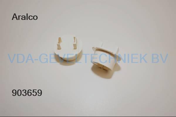 Draairooster/ventilatie onderdelen cilinderdoppen t.b.v. multi-air