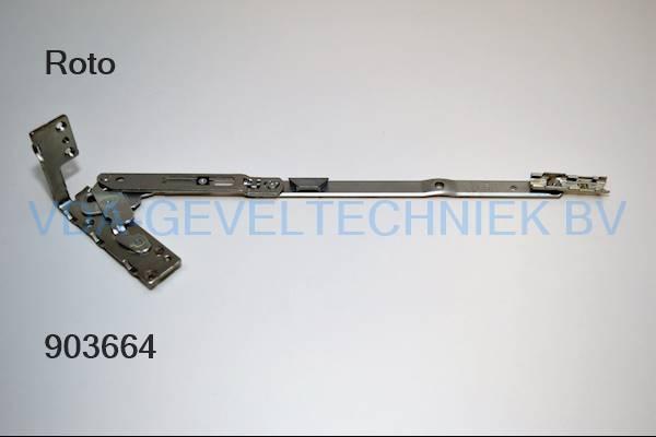 Roto schaararm Axer 350L 1483