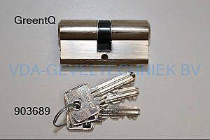 Aubi Kiepsluitplaat Links KT847L t.b.v Combidur MPF