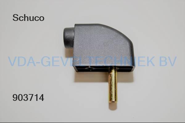 Schuco stootbuffer 207047 K-12346-00-02-6