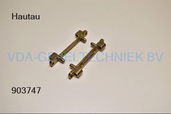 Hautau schaarlager/bovenscharnier B668-545 RL